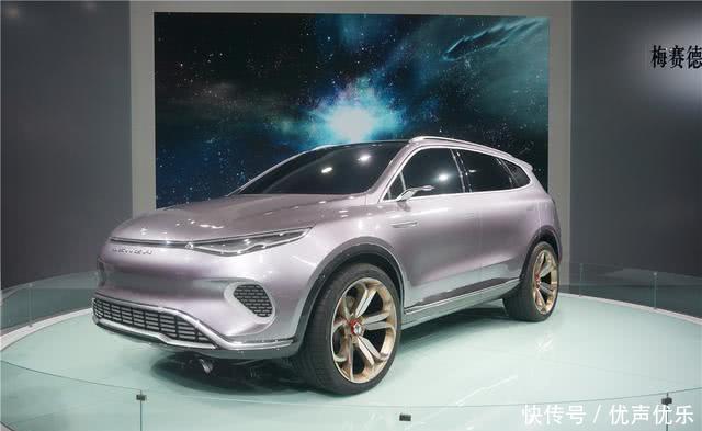 比亚迪进军豪车市场!奔驰设计师打造的SUV,续航破500km