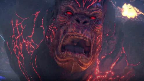 《斗罗大陆》超燃混剪之魂兽篇:斗罗魂兽四大天王,泰坦巨猿排第一