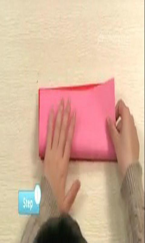 折纸大全视频  1,折纸是一个手脑并用的过程