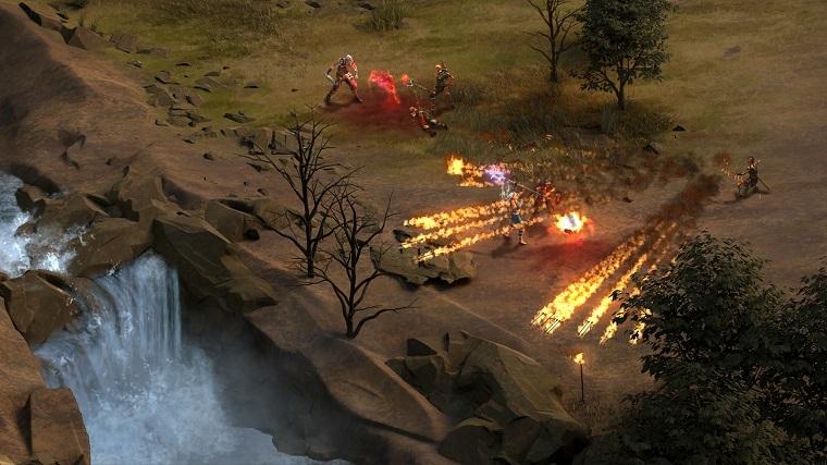 《暴行》游戏画面