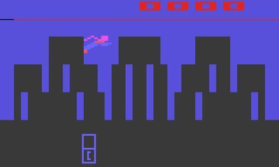 """电子游戏界的""""蝙超大战"""" 超人完败了37年"""