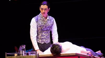 获赵丽颖朱亚文等一线明星实力背书的百老汇音乐剧竟然是这部?