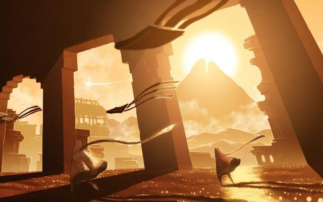 PlayStation中国商店发福利 会员免费《风之旅人》
