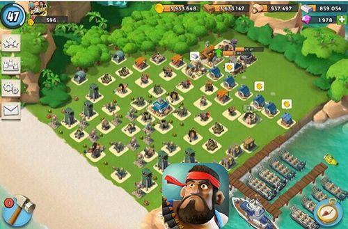 海岛奇兵游戏阵容布局_360游戏大厅