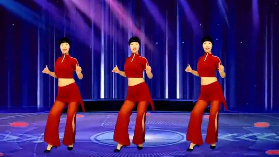 《动了情的人》现代流行舞,让你跳起停不下来
