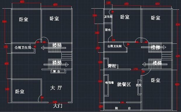 地基设计图房子地基平面设计图2层楼房地基设计图片