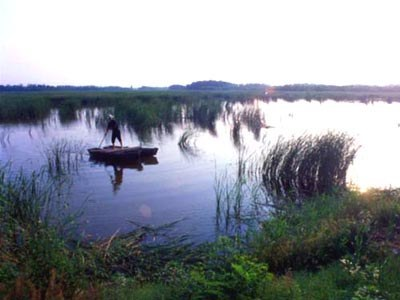 雁鸣湖风景区