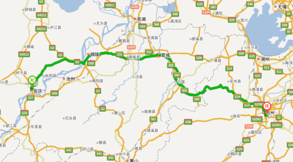 安庆到杭州四季青批发市场多远