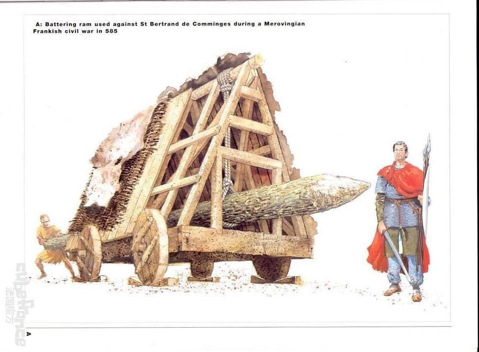 中世纪攻城武器