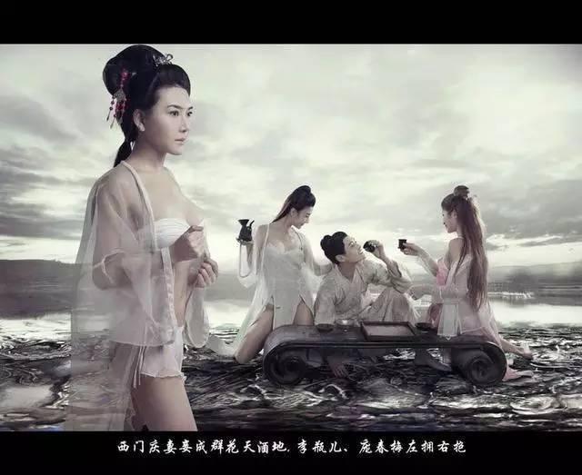 龚玥菲版《新金瓶梅》上线 龚玥菲领衔出演传奇女子潘