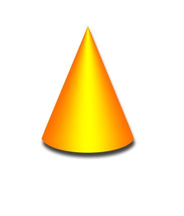 一个圆柱和一个圆锥等底等高,体积相差6.28立方分米 圆柱和圆锥的图片