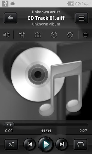 JetAudio播放器 JetAudio截图2