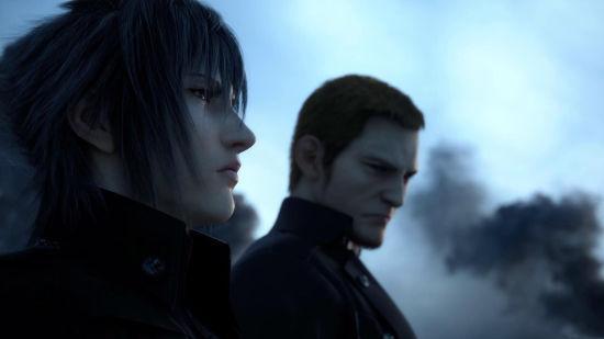 《最终幻想15》PC版尚未提上日程