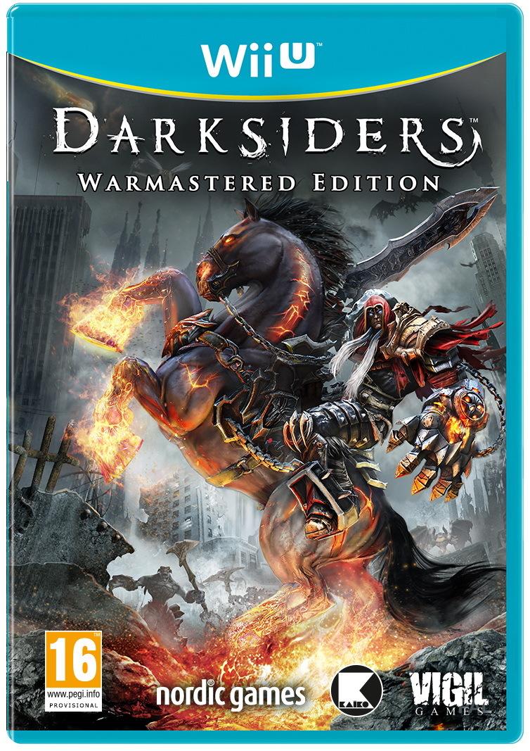 《暗黑血统:战神版》10月发售