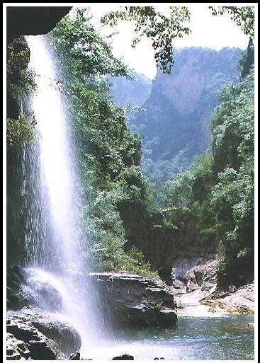 好森沟国家森林公园