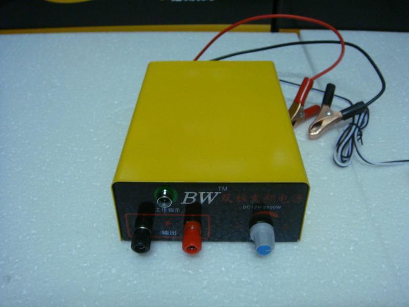 故超声波捕鱼器一般由前级电路