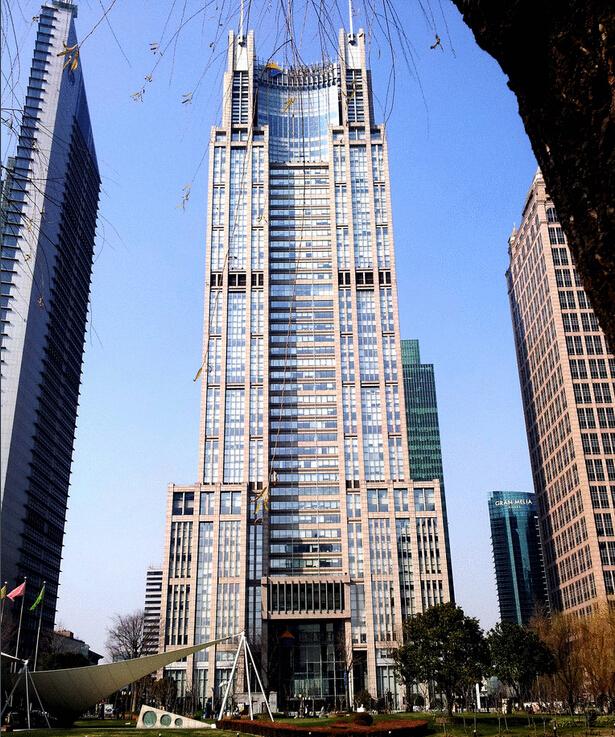 上海银行大厦交通配套