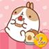 YOO主题-土豆兔兔molang03