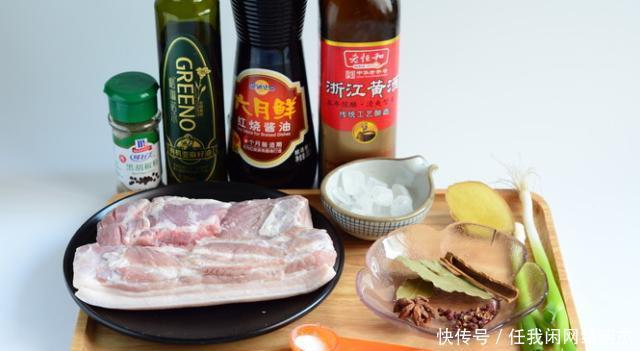 美食美食红烧肉,软烂入味,好吃不腻,还下饭,就一传统千佛山图片