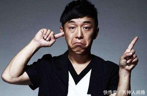 黄渤18岁照片曝光,意外撞脸周星驰,网友:年轻的黄渤这么帅!