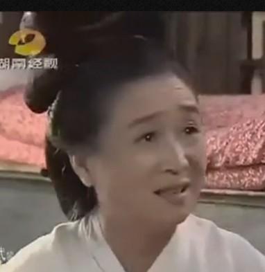 饰演潘金莲亲的演员叫什么?