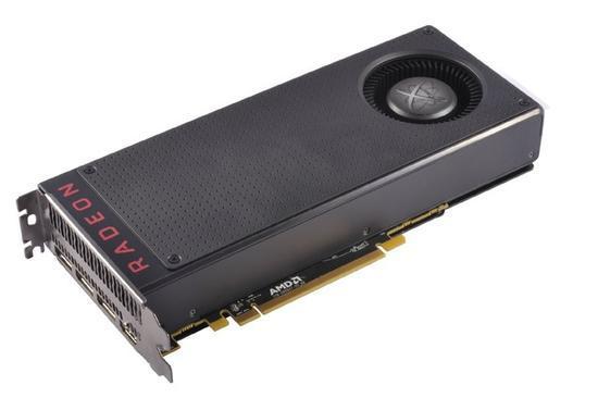 AMD RX480 4GB版本竟有8G显存