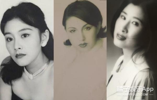 女神们的80年代怎么这么美!从妆发到修图都教给你! -  - 真光 的博客