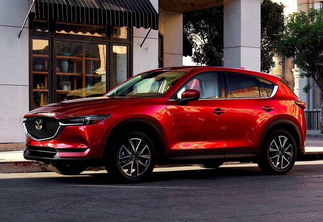 【扯扯车】造型比CX-4更帅 马自达全新CX-5挑战20万最强SUV