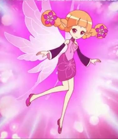 小花仙动画片中,所有的花精灵都叫什么(要花名和精灵名字)