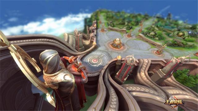 王者荣耀体验服王者峡谷地图更新 孙悟空手办设计师访谈