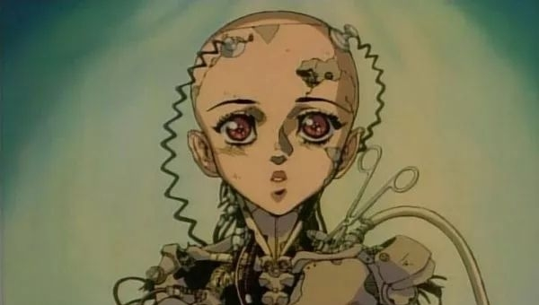 《铳梦》:揭秘战斗天使阿丽塔的前世今生