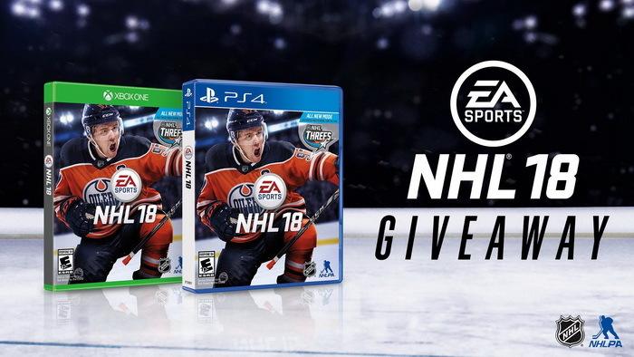 《NHL冰球18》上市宣传片放出 增强模式与部分游戏画面曝光