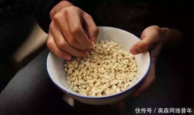 西北全国--陕西人吃馍,磁器人折服!美食口的古镇美食图片
