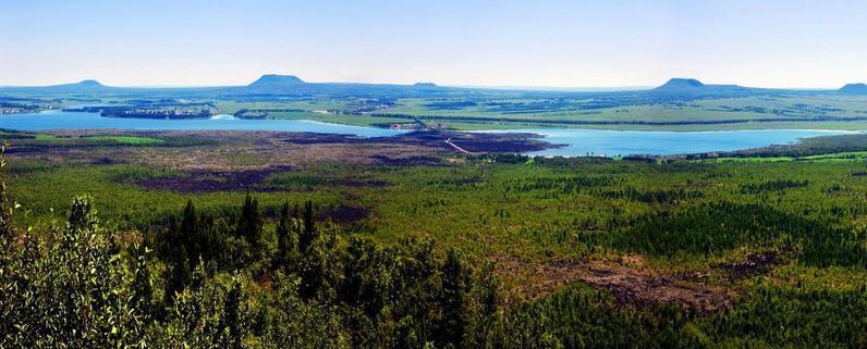 自然保护区:黑龙江省有