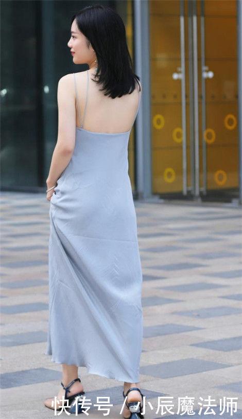 街拍:温柔魅力的小姐姐,仙女般的气质,靓丽又迷人