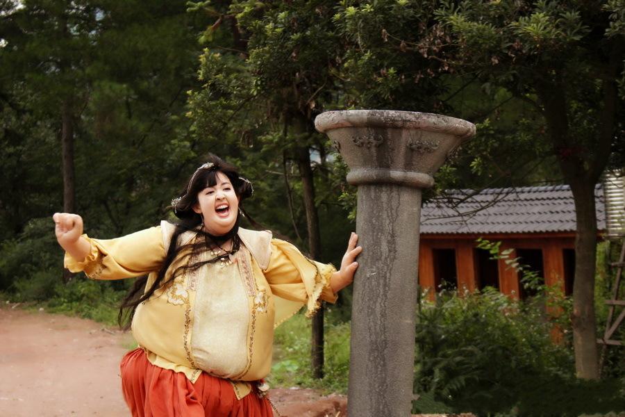 《仙剑云之凡》最萌胖妹走红
