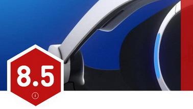 索尼PSVR IGN评分8.5 价格亲民可享高质量VR体验