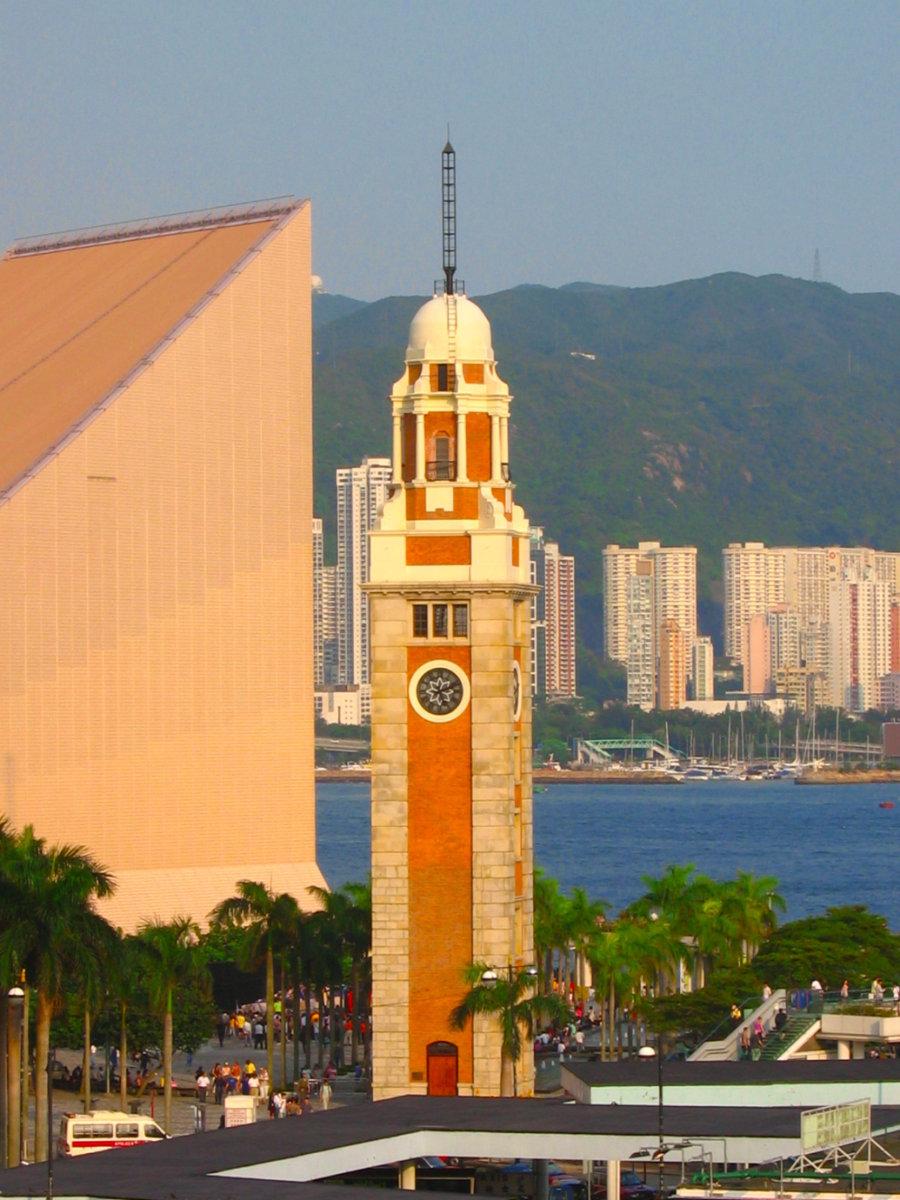 长沙火车站钟楼内部结构