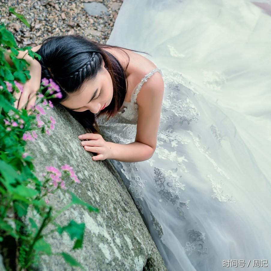 古村里的婚纱靓丽照-古村美, 新娘也美!