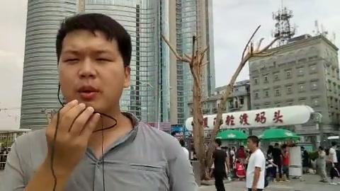 中国旅游新闻记者厦门鼓浪屿现场报道 目前两种登岛方式
