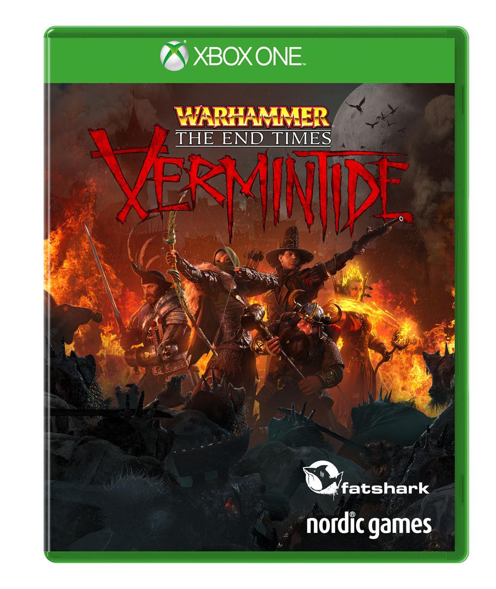 《战锤:末世鼠疫》推出主机