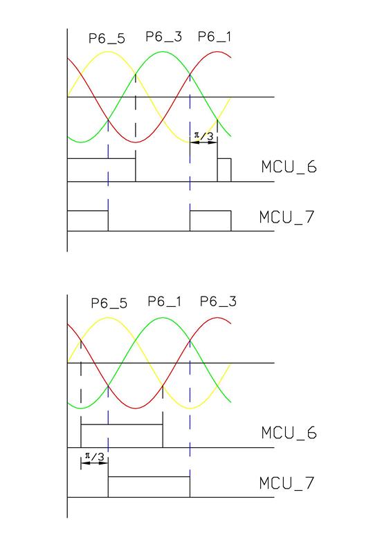 三相电相序检测电路,求解答原理