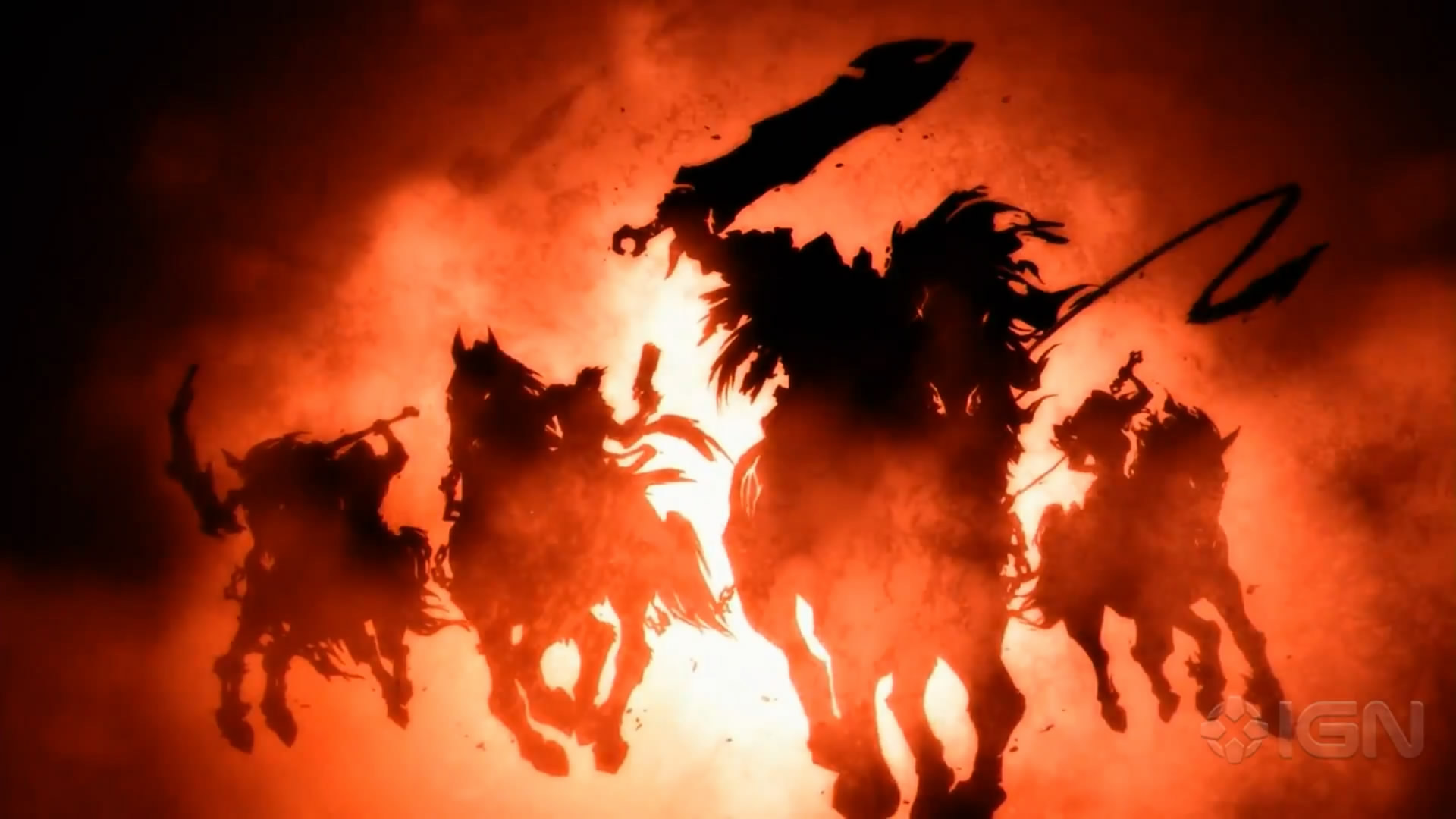 《暗黑血统:战神版》开场17分钟游戏演示