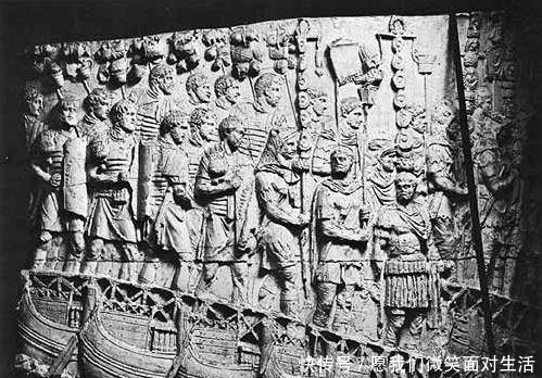 战争还可以这么打,罗马军团的另类战绩