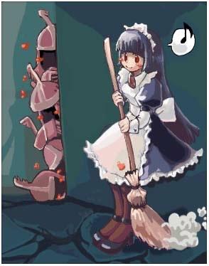 爱丽丝女仆卡片