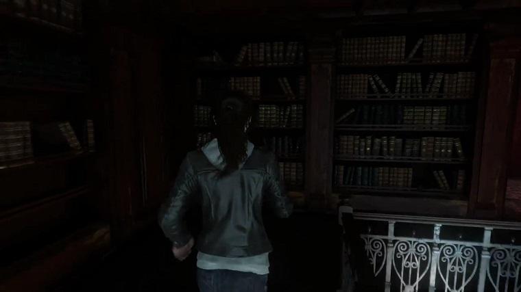 《古墓丽影:崛起》VR版体验