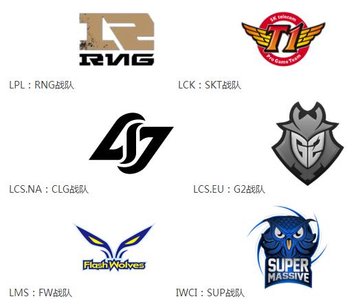 LOL季中邀请赛赛程公布,RNG第一场面临的对手是来自北美的CLG。