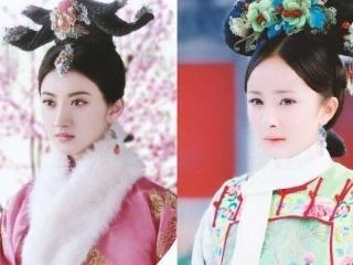 """杨幂景甜挑战""""女王攻""""时装,子弹装高开叉谁更动人心魄?"""