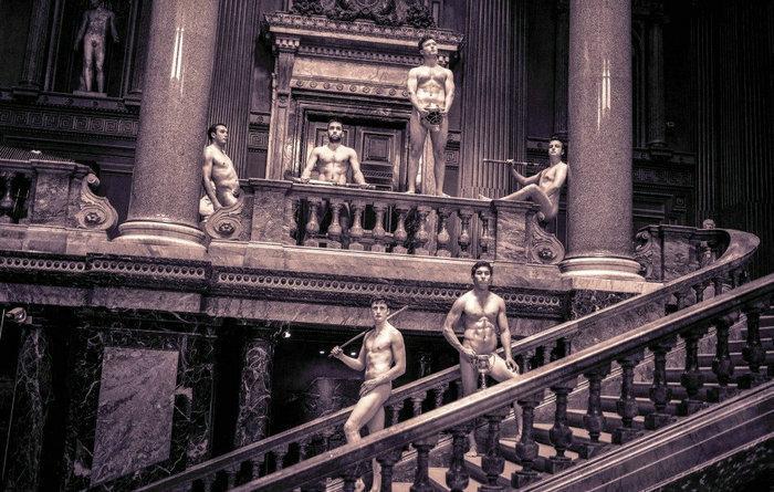 剑桥大学学生拍裸体写真 - 风云男子 - 风云男子 的博客