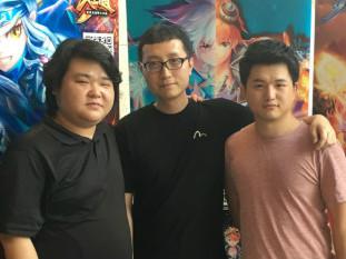 Chinajoy着迷专访:美峰数码游戏制作人专访